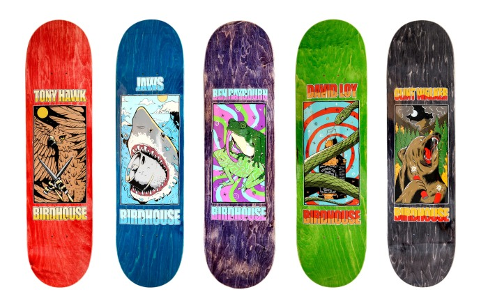 birdhouse decks