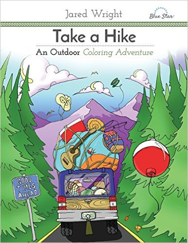 take a hike cover