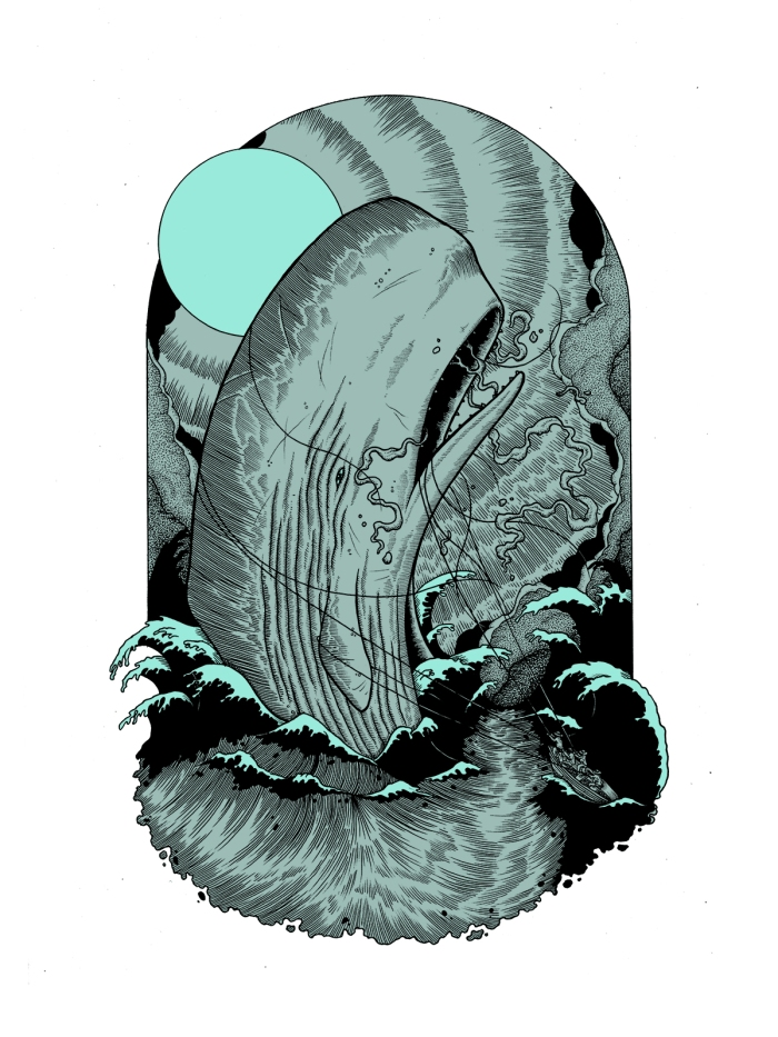 whale print tyler